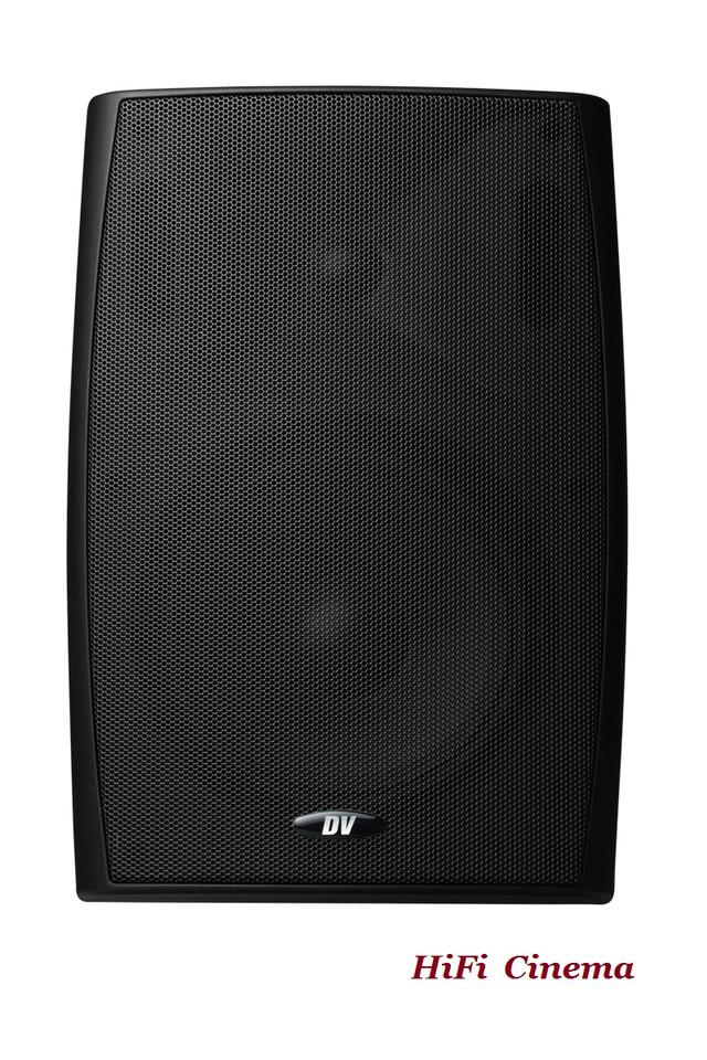 DV Audio PB-6.2T IP Black - front