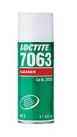 Очиститель-обезжириватель, спрей Loctite 7063 (Локтайт 7063), 400 мл