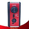 Радіоприймач GOLON RX-006UAR - Великий портативний радіоприймач - колонка MP3 з USB і акумулятором Червоний, фото 4