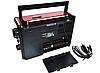Радіоприймач GOLON RX-006UAR - Великий портативний радіоприймач - колонка MP3 з USB і акумулятором Червоний, фото 6