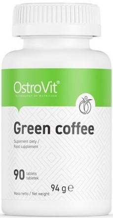 Антиоксидант OstroVit - Green Coffee (90 таблеток)