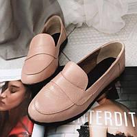 Туфли женские кожа, фото 1