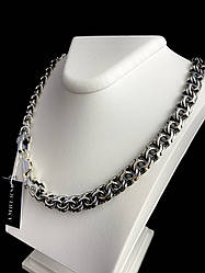 Серебряная цепочка «МОСКВИЧ» 102 грамма