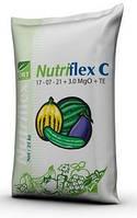 Удобрение Нутрифлекс-С  17-07-21+3MgO+1,9S+МЭ для огурцов, кабачков и бахчевых культур - 25кг