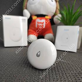 Умный датчик протечки воды Xiaomi Mi Smart Aqara Water Sensor Белый (SJCGQ11LM)