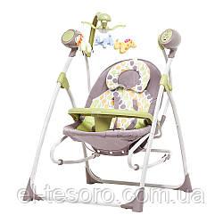Крісло-качалка CARRELLO Nanny 3в1 CRL-0005 (Цвета в наличии) Green Tree