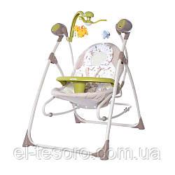 Крісло-гойдалка CARRELLO Nanny 3в1 CRL-0005 (Кольори в наявності) Brown Fox /