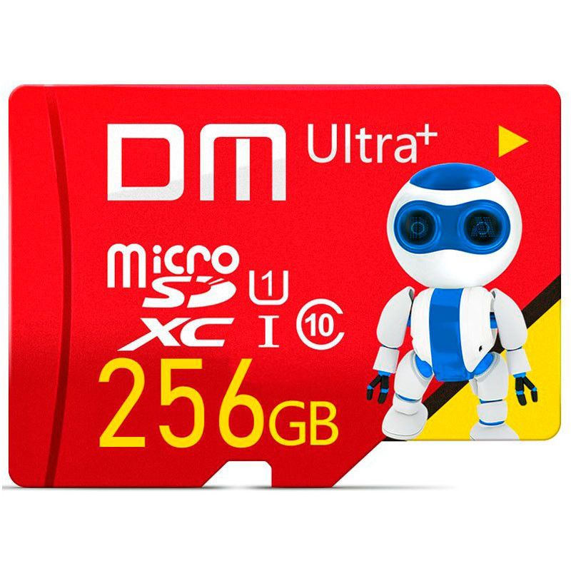 Карта памяти 256GB microSDXC – micro SD СД 256GB Class 10 USH-1 DM Ultra+