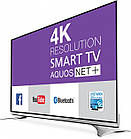 Телевізор Sharp LC-49XUF8772ES (1000Гц, Ultra HD 4K, Smart TV, Wi-Fi, DVB-T2/S2), фото 8