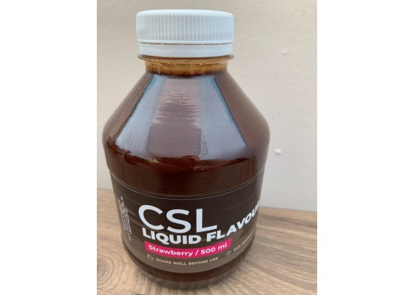 CSL Liquid Flavour Strawberry 0,5L