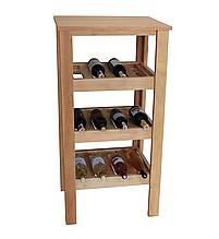 Полка для вина (винный стеллаж) 57*47*112 см MAZHURA mz508416