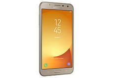 Смартфон Samsung Galaxy J7 Neo 2017 J701F Gold Stock A-, фото 3