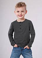 Реглан для мальчиков - антрацит, меланж, серый, темно-синий, черный