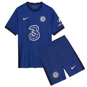 Футбольна форма Челсі (Chelsea), домашня сезон 20/21