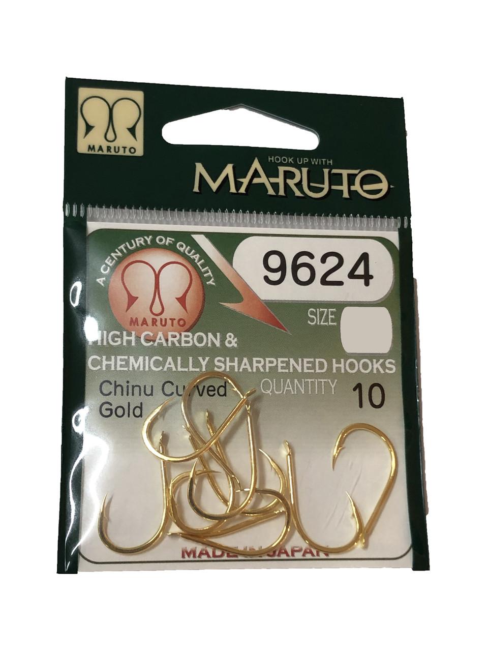 Крючок Maruto 9624 4 Gold 10шт