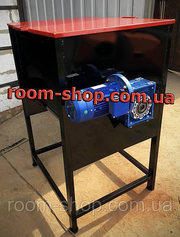 Смеситель (горизонтальный, кормосмеситель) на 400 литров, фото 2