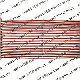 Радиатор масляный Т-150 (гидросистема) малый, 150У.55.022-2, фото 2