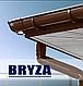 """Водосточный желоб 3-х метровый прямой кирпичный """"Bryza"""" 125 мм, фото 10"""