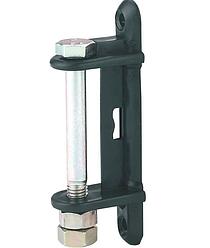 Кутовий ізолятор для широкосмугового 40 - 60 мм