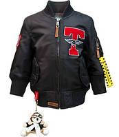 Дитячий бомбер Top Gun Kids MA-1 Tomcat Bomber TGK1736 (Black)
