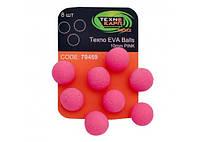 Texno EVA Balls 10mm pink уп/8шт