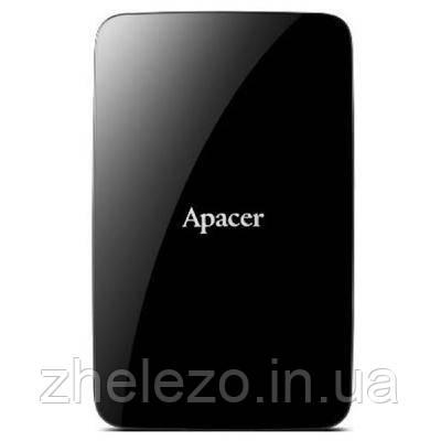 """Внешний жесткий диск Apacer 2.5"""" 2TB (AP2TBAC233B-1), фото 2"""