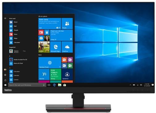 """Монитор LED LCD Lenovo 27 """"ThinkVision T27h-20 (61ECGAT2UA)"""