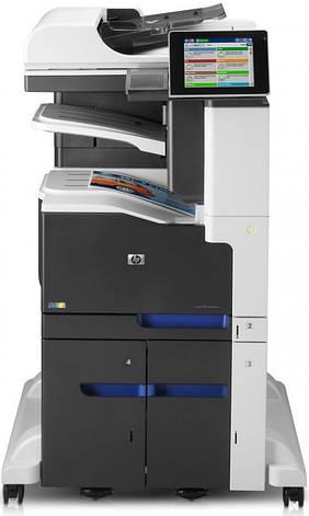 Багатофункціональний лазерний пристрій А3 кол. HP Color LJ Enterprise M775z+, фото 2