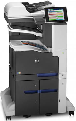 Многофункциональное лазерное устройство для А3 цв. HP Color LJ Enterprise M775z +, фото 2