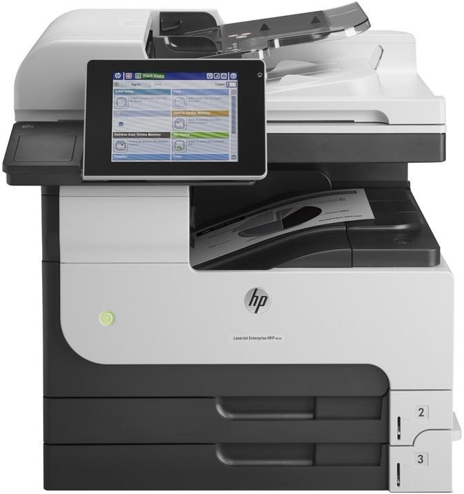 Многофункциональное лазерное устройство для А3 ч/б HP LJ Enterprise M725dn