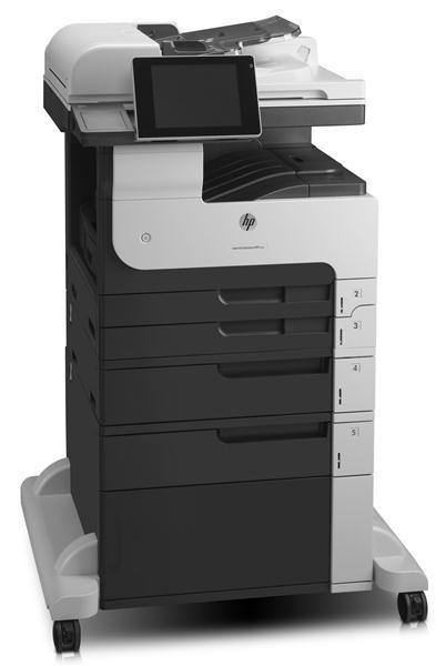 Многофункциональное лазерное устройство для А3 ч/б HP LJ Enterprise M725z