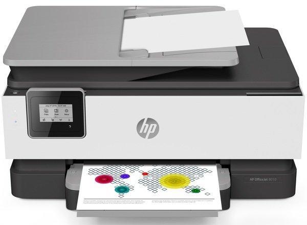 Багатофункціональний струменевий пристрій A4 кол. HP OfficeJet Pro 8013 з Wi-Fi
