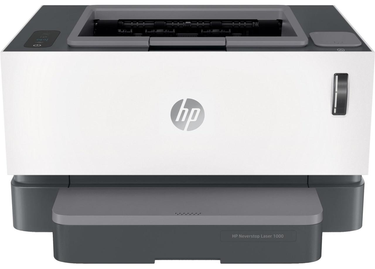 Принтер лазерный А4 ч/б HP Neverstop LJ 1000n