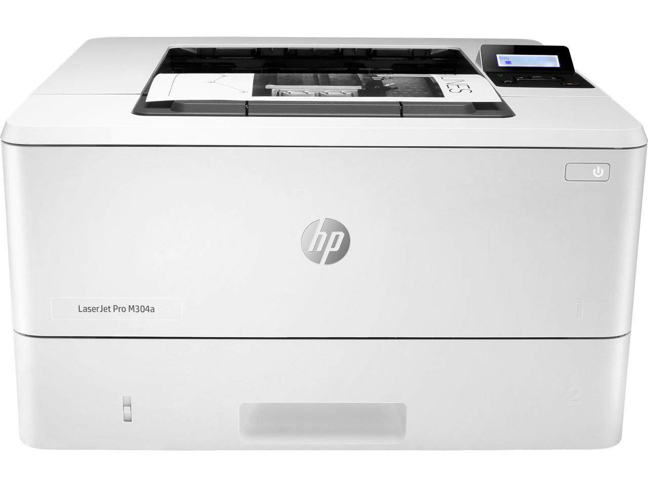 Принтер лазерний А4 ч/б HP LJ Pro M304a