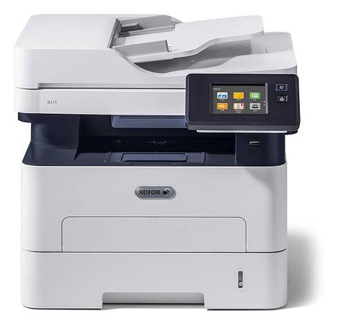 Багатофункціональний лазерний пристрій А4 ч/б Xerox B215 (Wi-Fi), фото 2