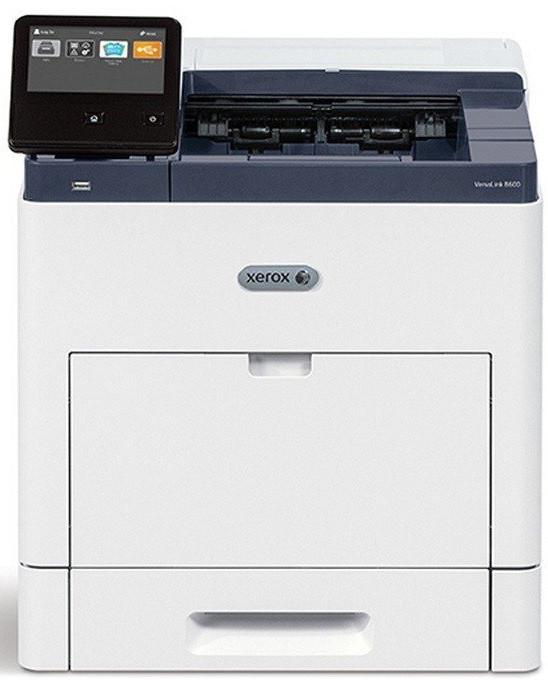 Принтер лазерный А4 ч/б Xerox VersaLink B600DN