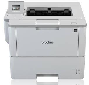 Принтер лазерный А4 ч/б Brother HL-L6400DW с WiFi, фото 2