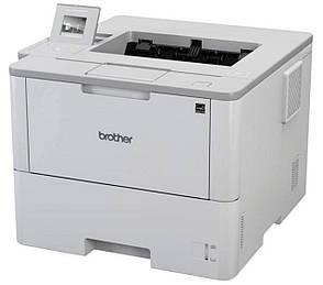 Принтер лазерный А4 ч/б Brother HL-L6300DWR с Wi-Fi, фото 2