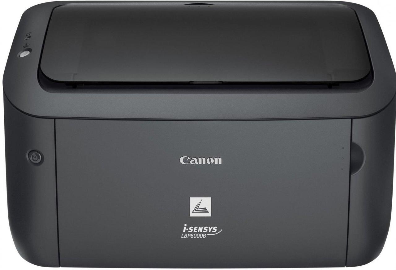Принтер лазерный А4 ч/б Canon i-SENSYS LBP6030B (бандл с 2 картриджами)