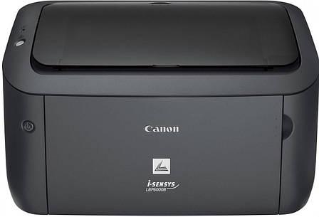 Принтер лазерний А4 ч/б Canon i-SENSYS LBP6030B (бандл з 2 картриджами), фото 2