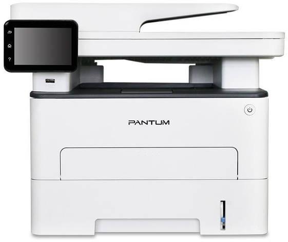 Багатофункціональний лазерний пристрій А4 ч/б Pantum M7300FDN, фото 2