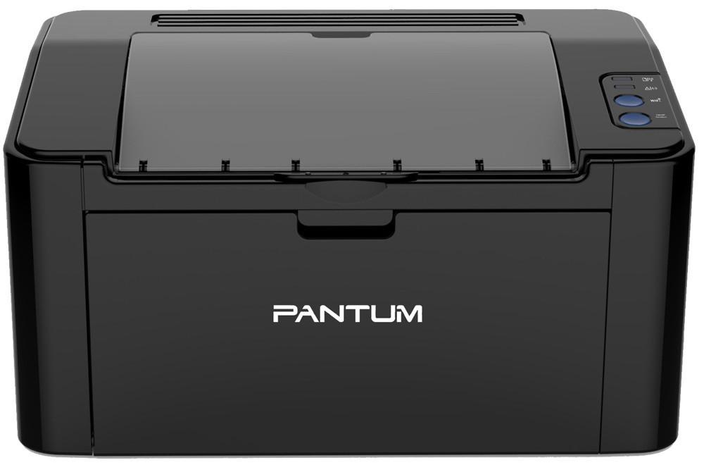 Принтер лазерный А4 ч/б Pantum P2500W с Wi-Fi