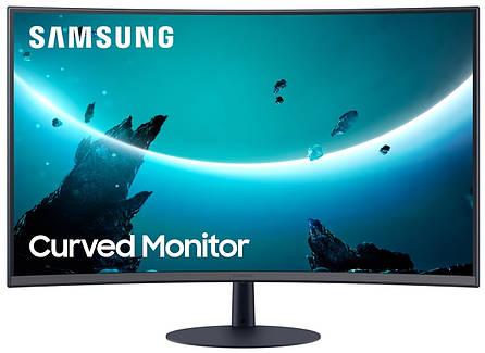 """Монитор LED LCD Samsung 27 """"C27T550FDI (LC27T550FDIXCI), фото 2"""