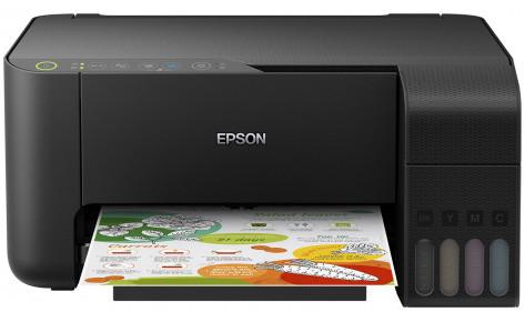 Багатофункціональний струменевий пристрій A4 кол. Epson L3150 з WI-FI