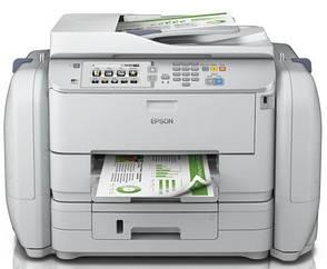 Многофункциональный струйный устройство A4 цв. Epson WorkForce Pro WF-R5690DTWF RIPS с WI-FI, фото 2