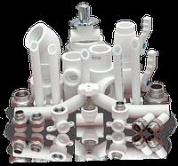 Поліпропіленові труби та фітинг (PPR)