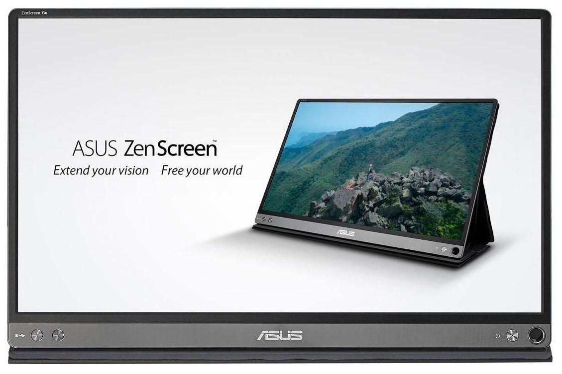 """Монітор LCD 15.6"""" ASUS MB16AP (90LM0381-B02170)"""