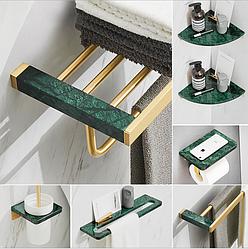 Мармуровий набір аксесуарів для ванної кімнати. Модель RD-6585