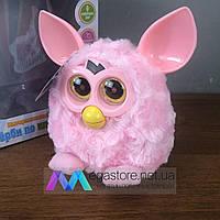 Интерактивная игрушка Ферби по кличке Пикси furby для девочек детей русскоязычный питомец птичка сова розовая