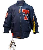 Дитячий бомбер Top Gun Kids MA-1 Tomcat Bomber TGK1736 (Navy)